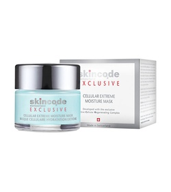 SKINCODE Cellular Extreme Moisture Mask 50ml