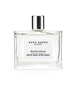 ACCA KAPPA white moss after shave lotion with witdh-hazel & aloe vera juice 100ml