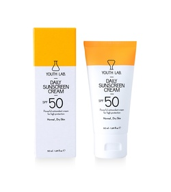 YOUTH LAB Daily Sunscreen Cream SPF 50 for Normal / Dry Skin 50ml