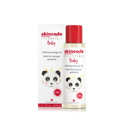 SKINCODE Essentials Baby Calming Massage Oil 115ml