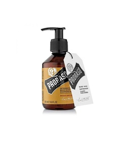 PRORASO Refreshing Beard Wash Wood And Spice 200ml