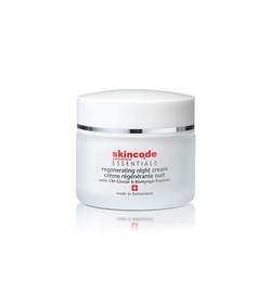 SKINCODE Essentials Regenerating Night Cream 50ml
