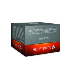 HELENVITA Anti Wrinkle Night Cream Dry Skin 50ml