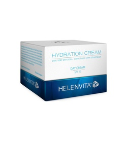 HELENVITA Hydration Day Cream SPF15 Dry/Very Dry Skin 50ml