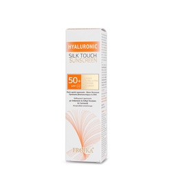 FROIKA Hyaluronic Silk Touch Sunscreen SPF50+ 40ml