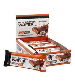 ETHICSPORT Protein Wafer-Belgian Chocolate 35gr