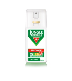 JUNGLE FORMULA Maximum Original με IRF 4 Spray 75ml