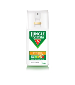 JUNGLE FORMULA Strong Soft Care με IRF 3 Spray 75ml (χωρίς άρωμα)