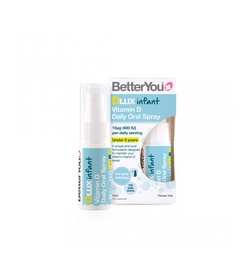 BETTERYOU Dlux infant 400 IU spray D3