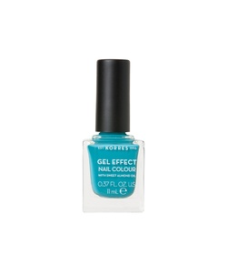 KORRES Gel Effect Nail Colour 82 Pool Waves