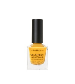 KORRES Gel Effect Nail Colour 91 Sunshine