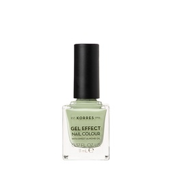 KORRES Gel Effect Nail Colour 34 Crunchy Pistachio