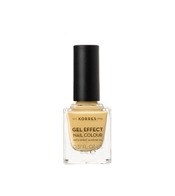KORRES Gel Effect Nail Colour 93 It's Bananas