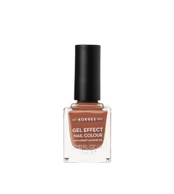 KORRES Gel Effect Nail Colour 37 Frozen Mocha