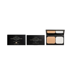 KORRES Activated Charcoal Corrective Compact Foundation ACCF1