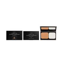 KORRES Activated Charcoal Corrective Compact Foundation ACCF3